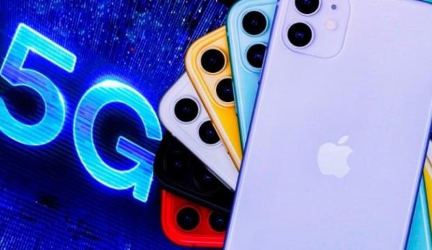 Apple şimdi de kendi 5G modemini üretmeye odaklandı