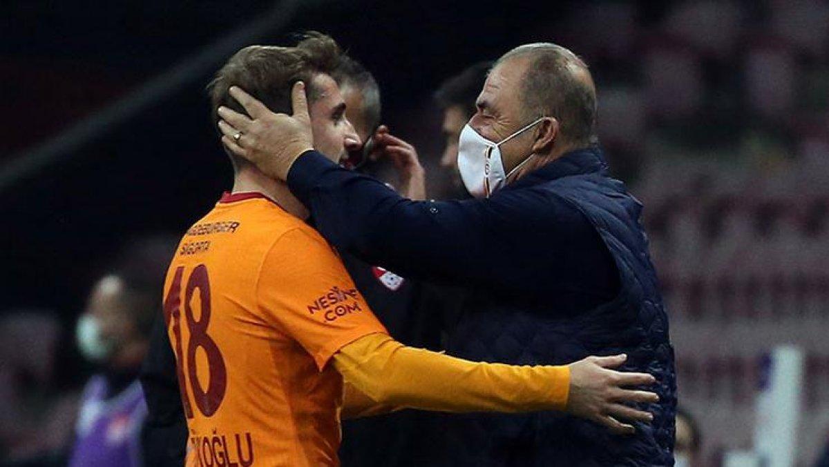 Galatasaray'ın genç yeteneği Kerem Aktürkoğlu: Benim için rüya gibi #1