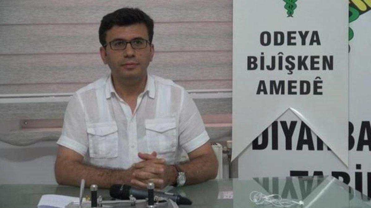 TTB yöneticisi PKK konferansına katılıyor #1