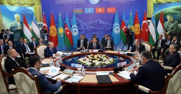 Türk Konseyi'nden Türkiye'ye Destek