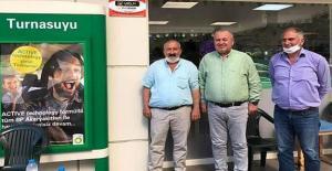 'Küçük Esnaf' Cemal Enginyurt, 7 Milyon Liraya Akaryakıt İstasyonu Satın Aldı