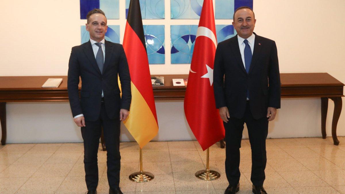 Mevlüt Çavuşoğlu: AB ile ilişkilerde pozitif atmosfer içindeyiz #1