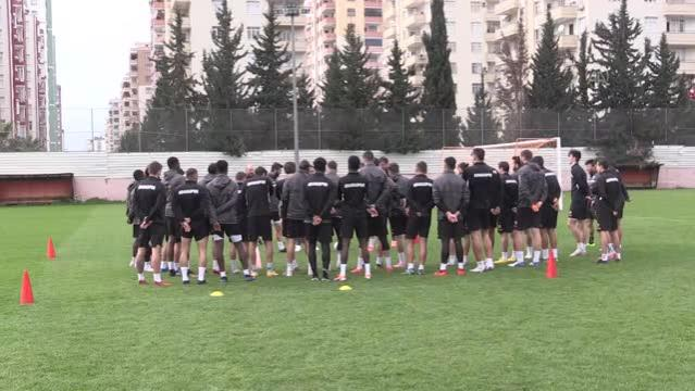 Adanaspor, Altınordu maçı hazırlıklarını sürdürdü