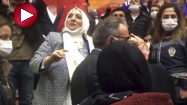 AKP kongresinde gerginlik: Parti zenginler kulübü haline geldi