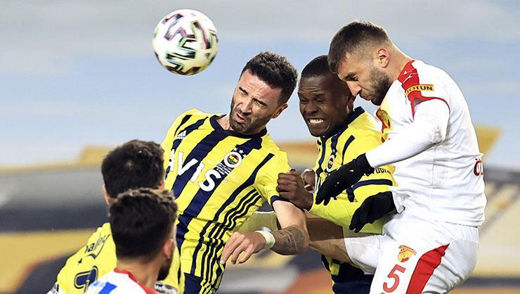 Fenerbahçe evinde kayıp