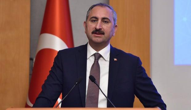 Adalet Bakanı Gül'den 'bildiri' açıklaması
