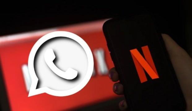 Android kullanıcıları dikkat! Netflix uygulaması WhatsApp'ınızı ele geçiriyor
