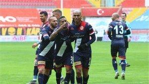 Antalyaspor, 1002 puana ulaştı