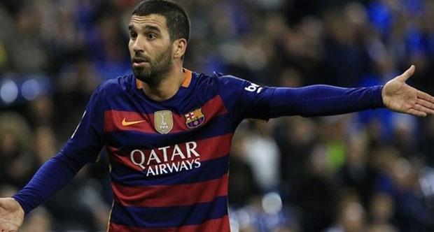 Barcelona'dan Arda Turan'a para cezası