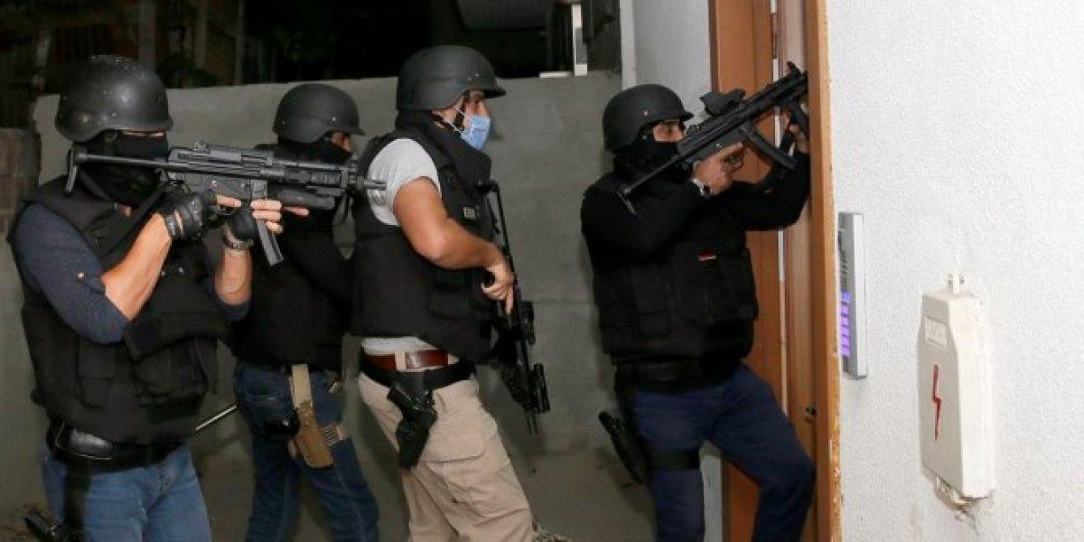 İstanbul da El Kaide ve DEAŞ operasyonu #1