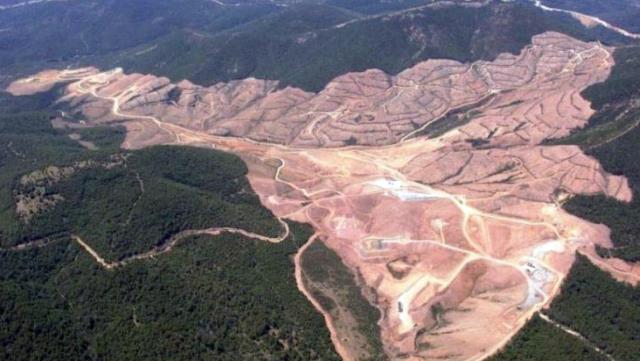 Kaz Dağları'nda altın madeni kuracaktı! İzinleri iptal edilen Alamos Gold, Türkiye'den 1 milyar dolar tazminat istedi