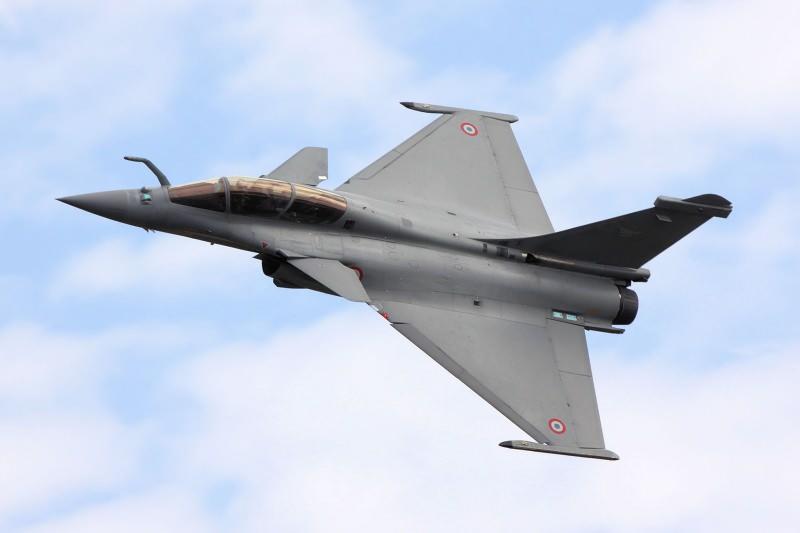 Fransız firmasi Dassault tarafından üretilen Rafale jeti